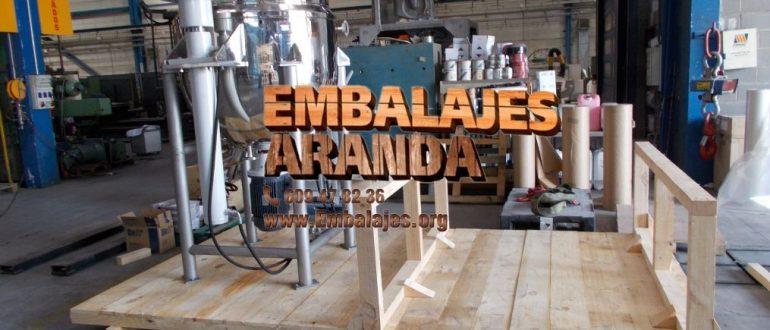 Embalaje industrial Yecla Murcia