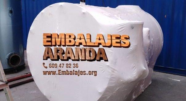 Embalaje industrial Zafra Badajoz