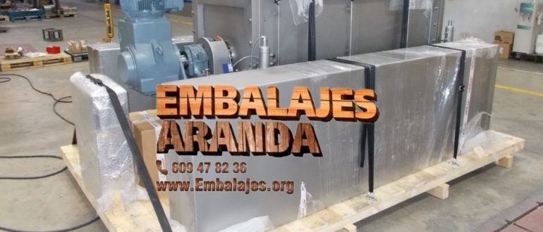 Embalaje industrial Zamora