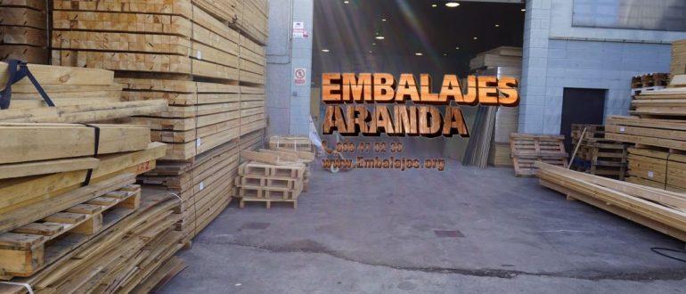 Embalaje industrial Zuera Zaragoza