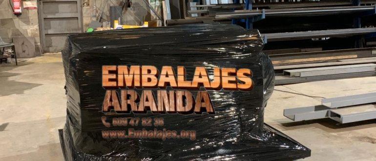 Embalaje industrial Úbeda Jaén