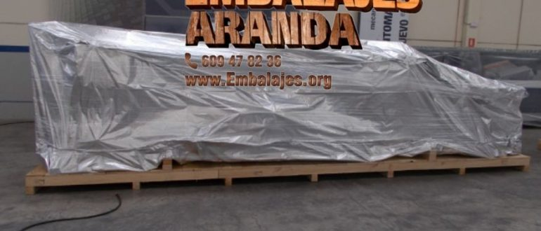 Embalaje industrial Abanilla Murcia