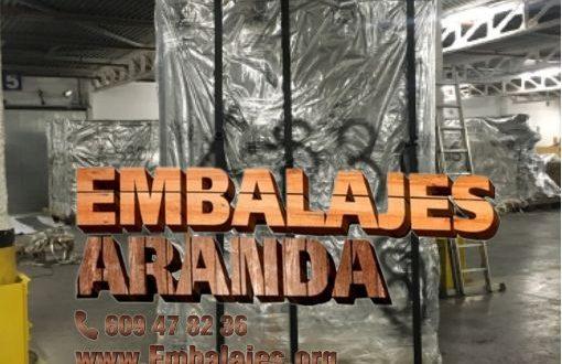 Embalaje industrial Aceuchal Badajoz