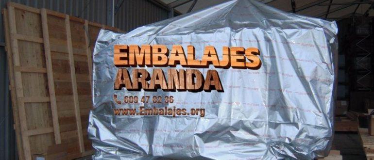 Embalaje industrial Albaida València