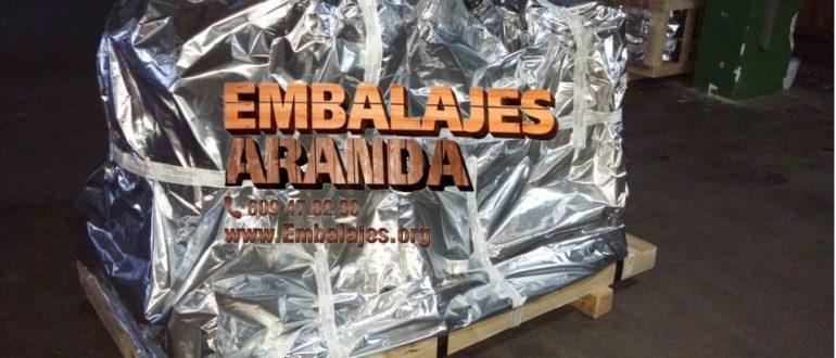 Embalaje industrial Allariz Orense