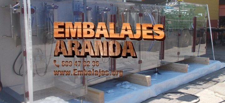 Embalaje industrial Almenara Castelló