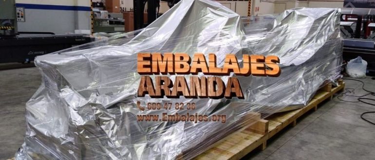Embalaje industrial Almussafes València