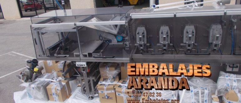 Embalaje industrial Ayora València