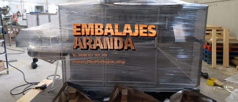 Embalaje industrial Benejúzar Alicante