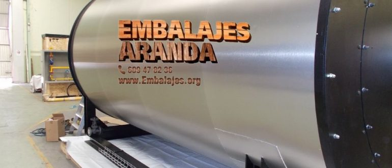 Embalaje industrial Betxí Castelló de la Plana