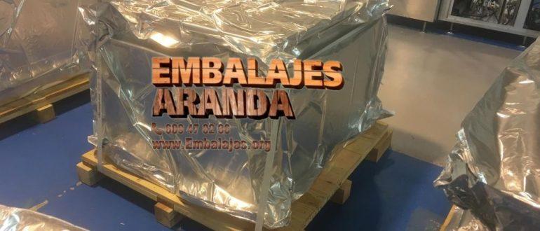 Embalaje industrial Cabeza del Buey Badajoz