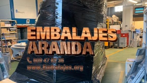 Embalaje industrial Calamonte Badajoz