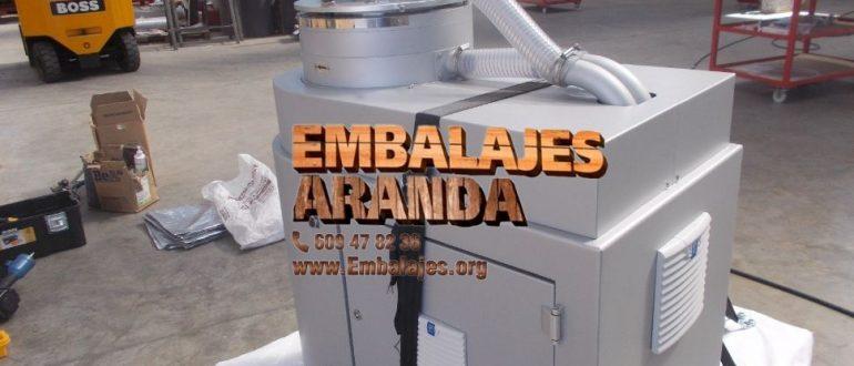 Embalaje industrial Canet d'En Berenguer València