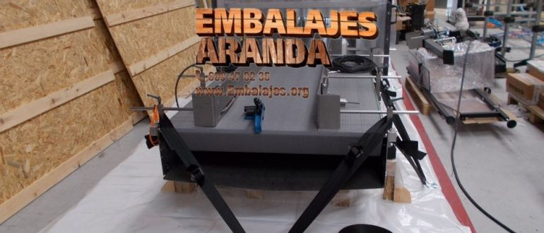 Embalaje industrial Chantada Lugo