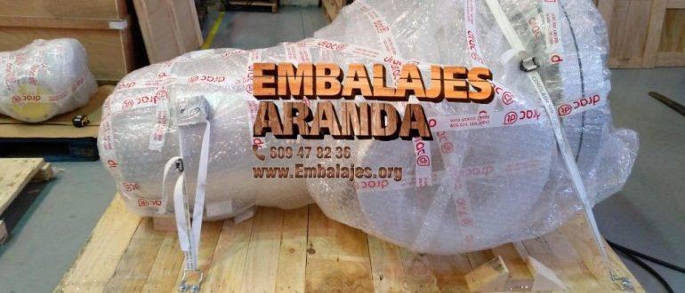 Embalaje industrial Cheste València