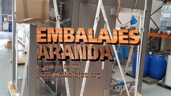 Embalaje industrial Dolores Alicante