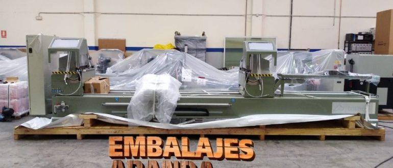 Embalaje industrial Enguera València