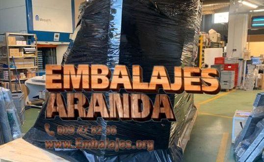 Embalaje industrial Guareña Badajoz