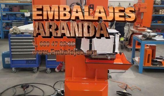 Embalaje industrial La Font d'En Carròs València