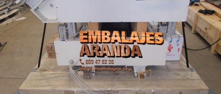 Embalaje industrial La Pobla Llarga València
