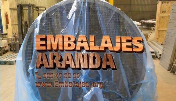 Embalaje industrial La Pobla de Farnals València