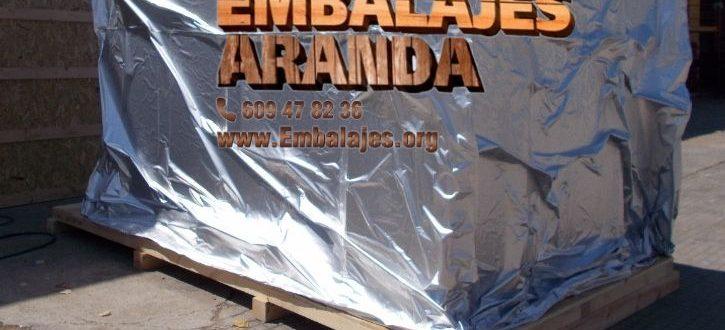 Embalaje industrial Los Santos de Maimona Badajoz