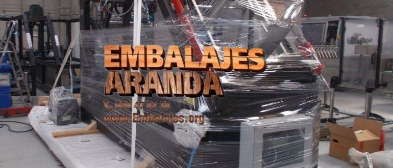 Embalaje industrial Moixent València