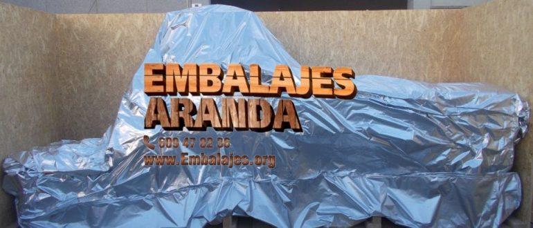 Embalaje industrial Mondariz Pontevedra