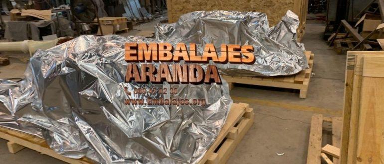 Embalaje industrial Monforte del Cid Alicante