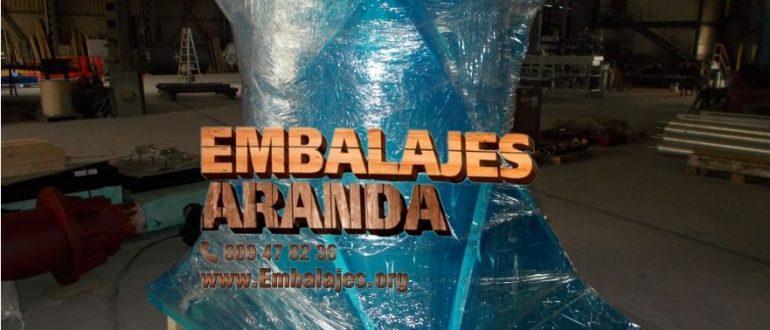 Embalaje industrial Muxía A Coruña