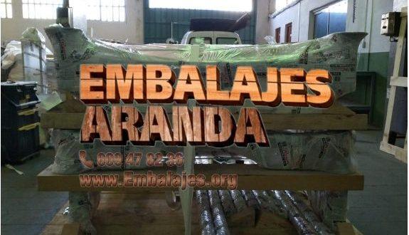 Embalaje industrial Nàquera València
