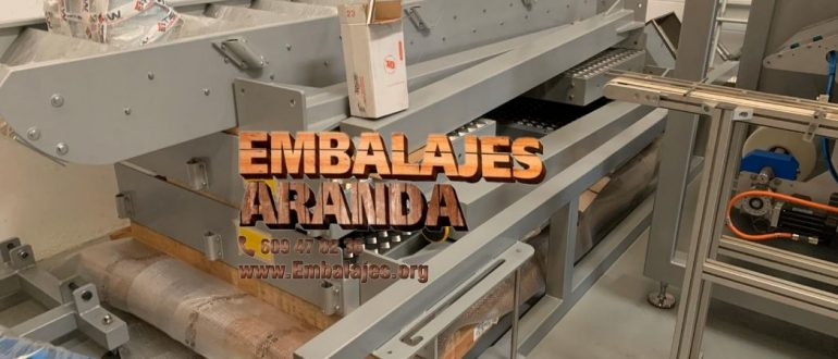 Embalaje industrial Ortigueira A coruña