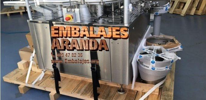 Embalaje industrial Ortuella Bizkaia