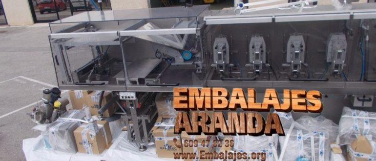 Embalaje industrial Cesuras A Coruña