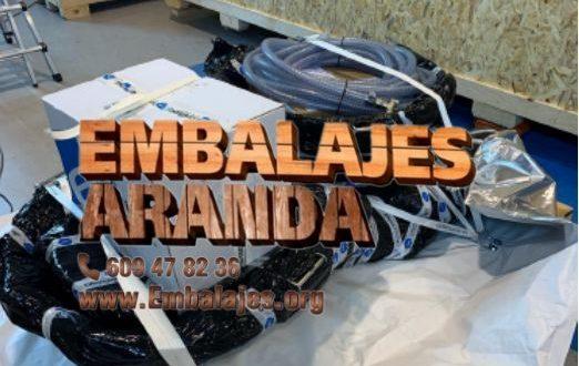 Embalaje industrial Quintana de la Serena Badajoz
