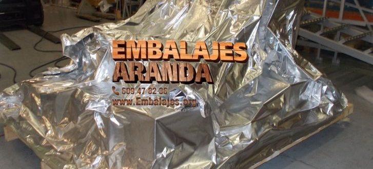 Embalaje industrial Salvaterra de Miño Pontevedra