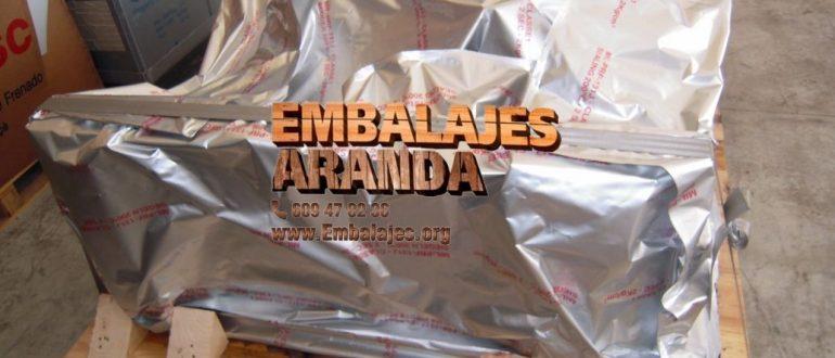 Embalaje industrial San Antonio de Benagéber València