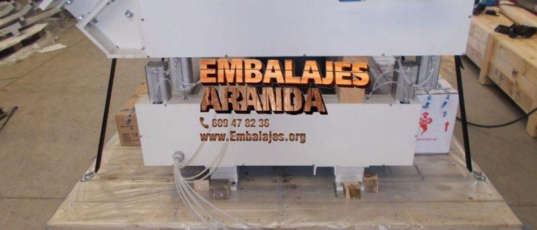 Embalaje industrial Santillana del Mar Cantabria