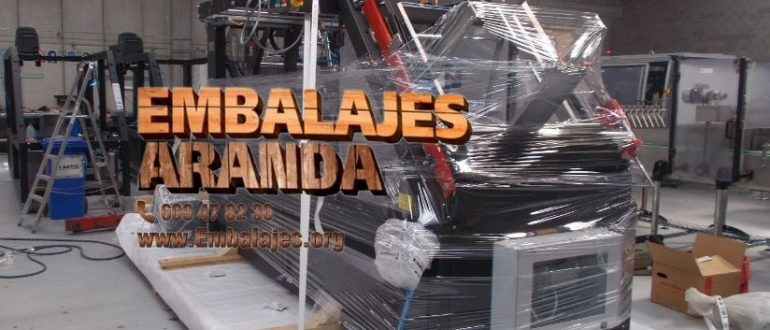 Embalaje industrial Segorbe Castelló