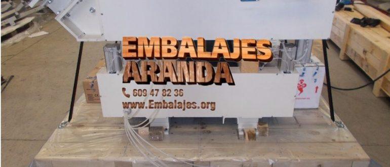 Embalaje industrial Talayuela Cáceres