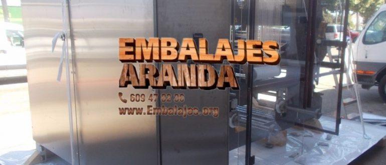 Embalaje industrial Torreblanca Castelló