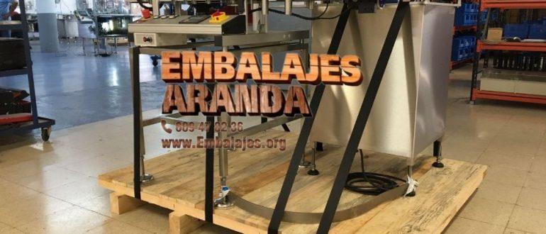 Embalaje industrial Ugao-Miraballes Bizkaia
