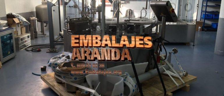 Embalaje industrial Urduliz Bizkaia