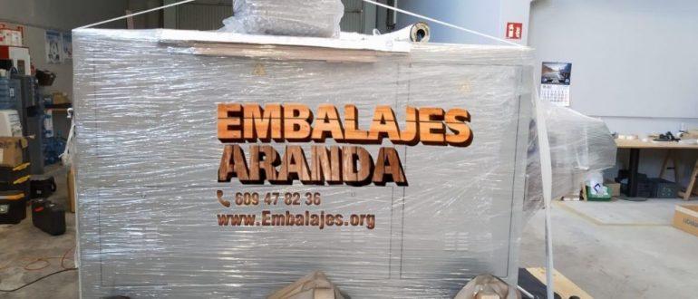Embalaje industrial Xinzo de Limia Ourense