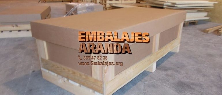 Embalaje madera Agüimes Las Palmas