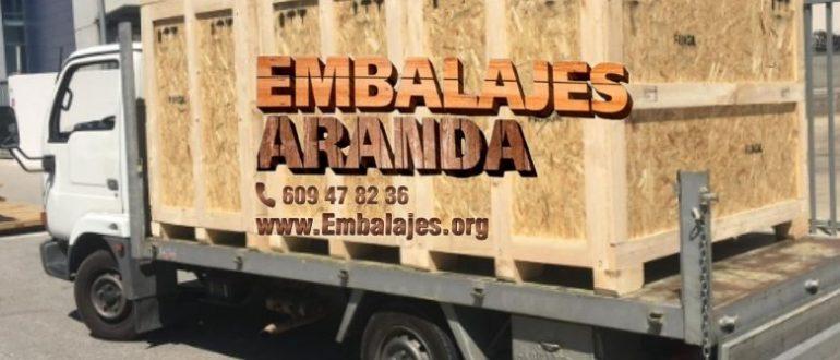 Embalaje madera Albacete