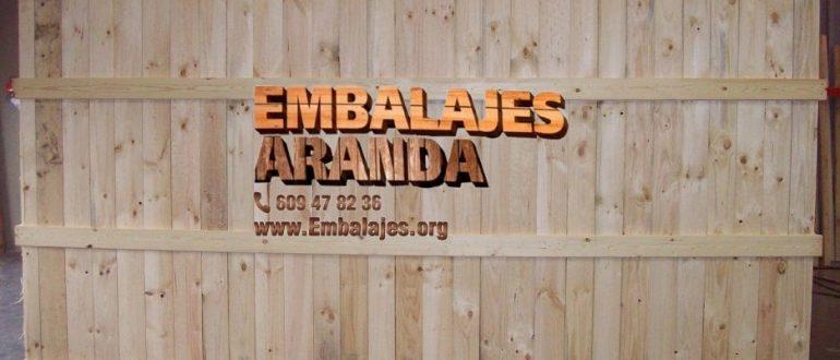 Embalaje madera Alcobendas Madrid