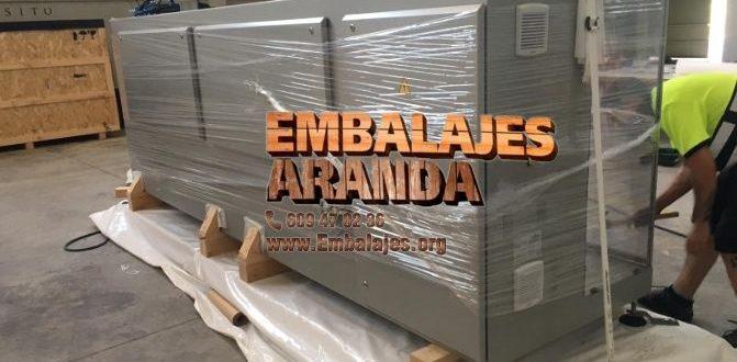 Embalaje madera Algaida Illes Balears