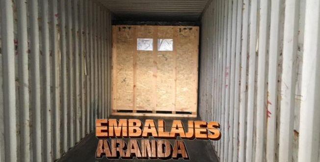 Embalaje madera Allariz Ourense
