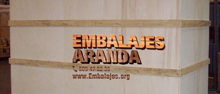 Embalaje madera Ampuero Cantabria